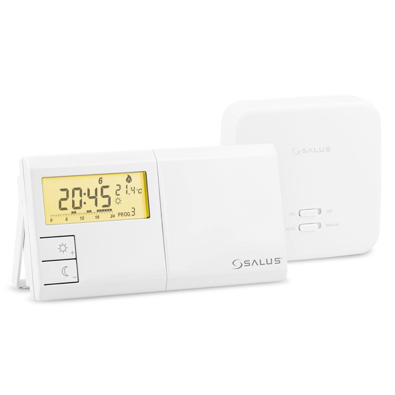 SALUS 091FLRF - Bezdrátový programovatelný termostat