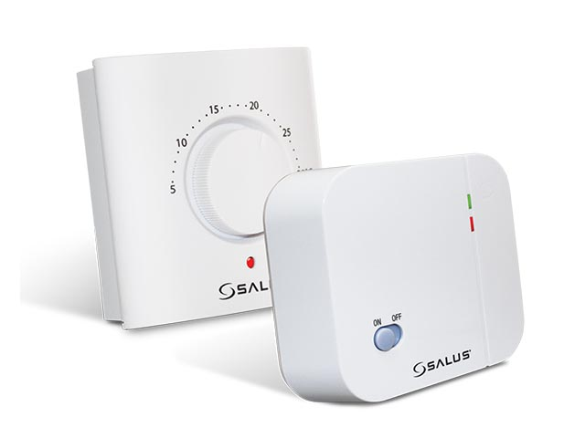 Bezdrátový termostat SALUS ERT20RF