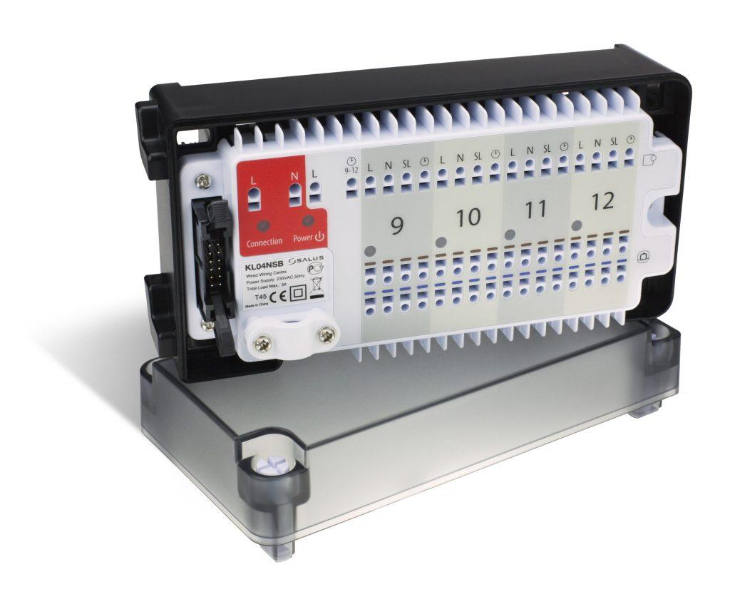 SALUS KL04NSB - Rozšiřovací modul k svorkovnici KL08NSB