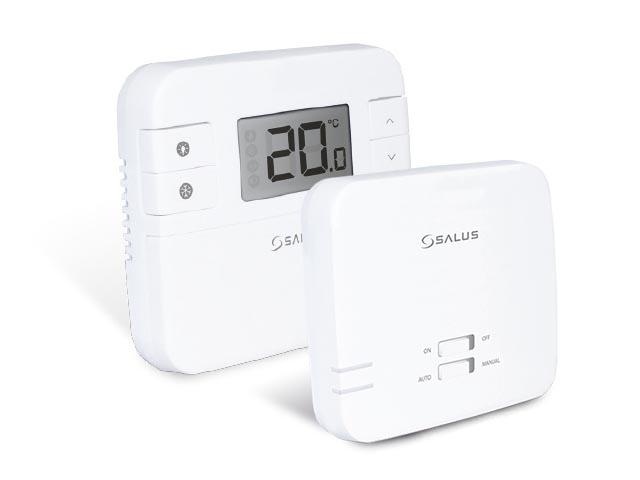 Bezdrátový termostat SALUS RT310RF