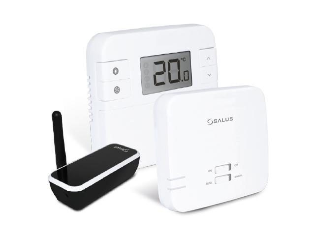 SALUS RT310i - Internetový bezdrátový termostat