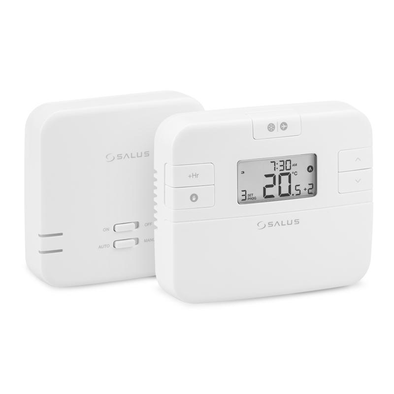 SALUS RT510RF - Bezdrátový programovatelný termostat