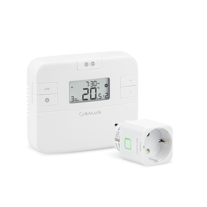 SALUS RT510SPE - Bezdrátový programovatelný termostat