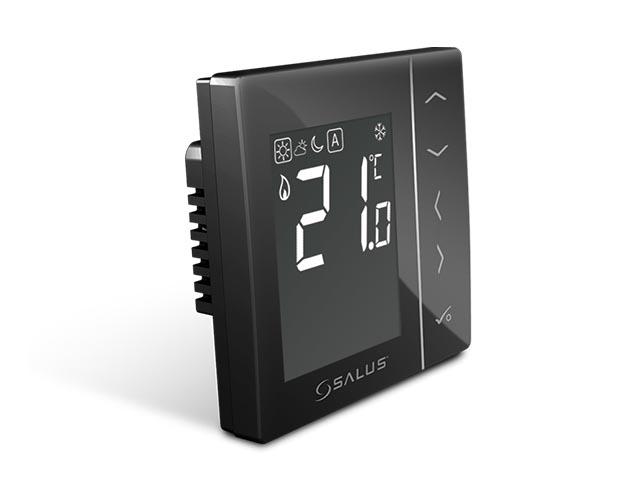 SALUS VS35B - Digitální manuální termostat