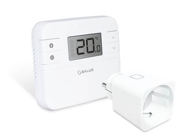 Bezdrátový termostat SALUS RT310SPE