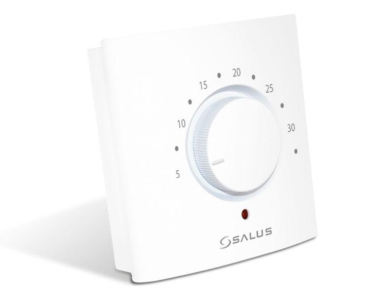 SALUS HTR-RF - Bezdrátový manuální termostat