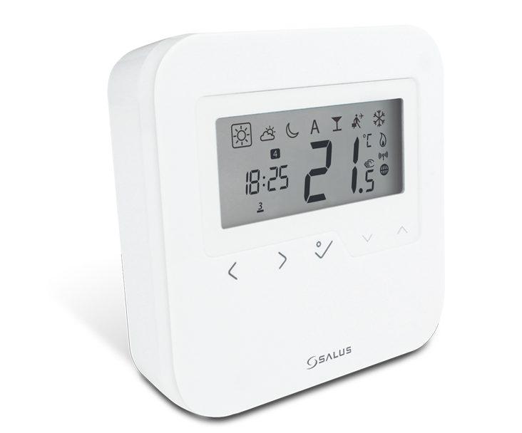 SALUS HTRP-RF - Bezdrátový programovatelný termostat