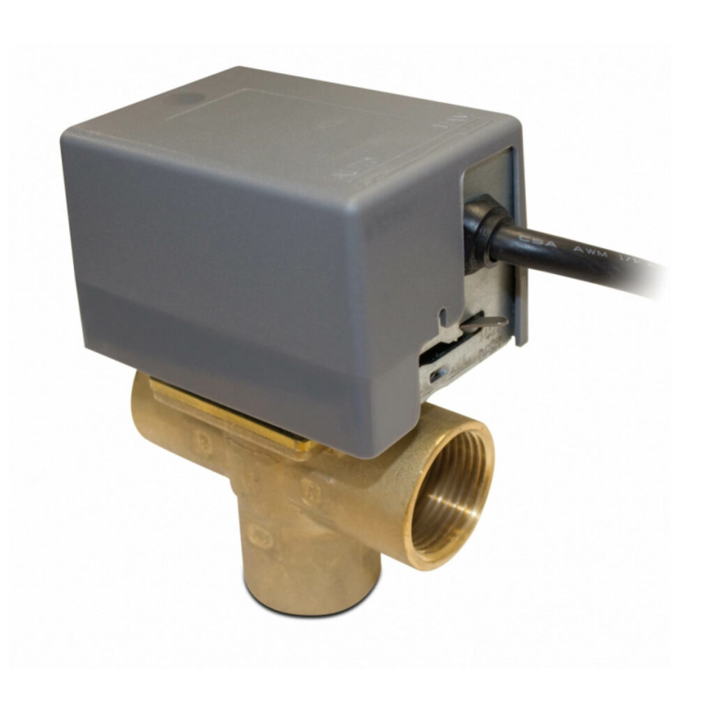 SALUS PMV31 - Trojcestný ventil se servopohonem