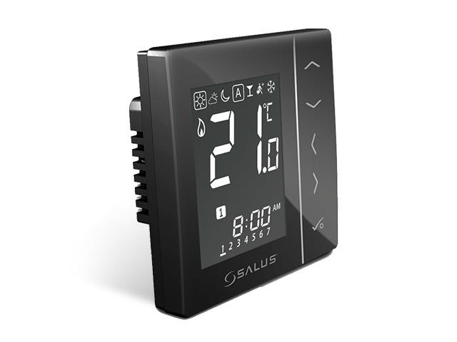 SALUS VS10BRF - Bezdrátový digitální pokojový termostat