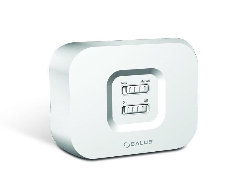 SALUS RX10RF - Bezdrátový přijímač systému iT600RF