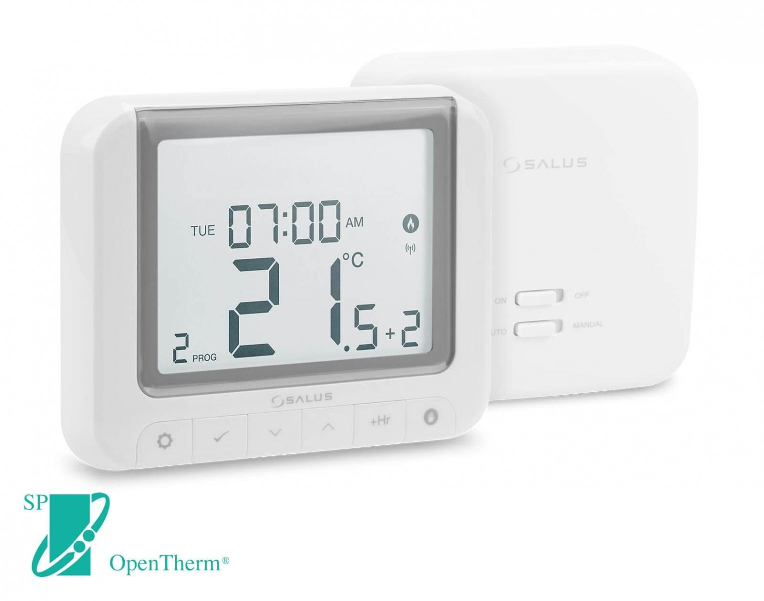 Bezdrátový termostat SALUS RT520RF