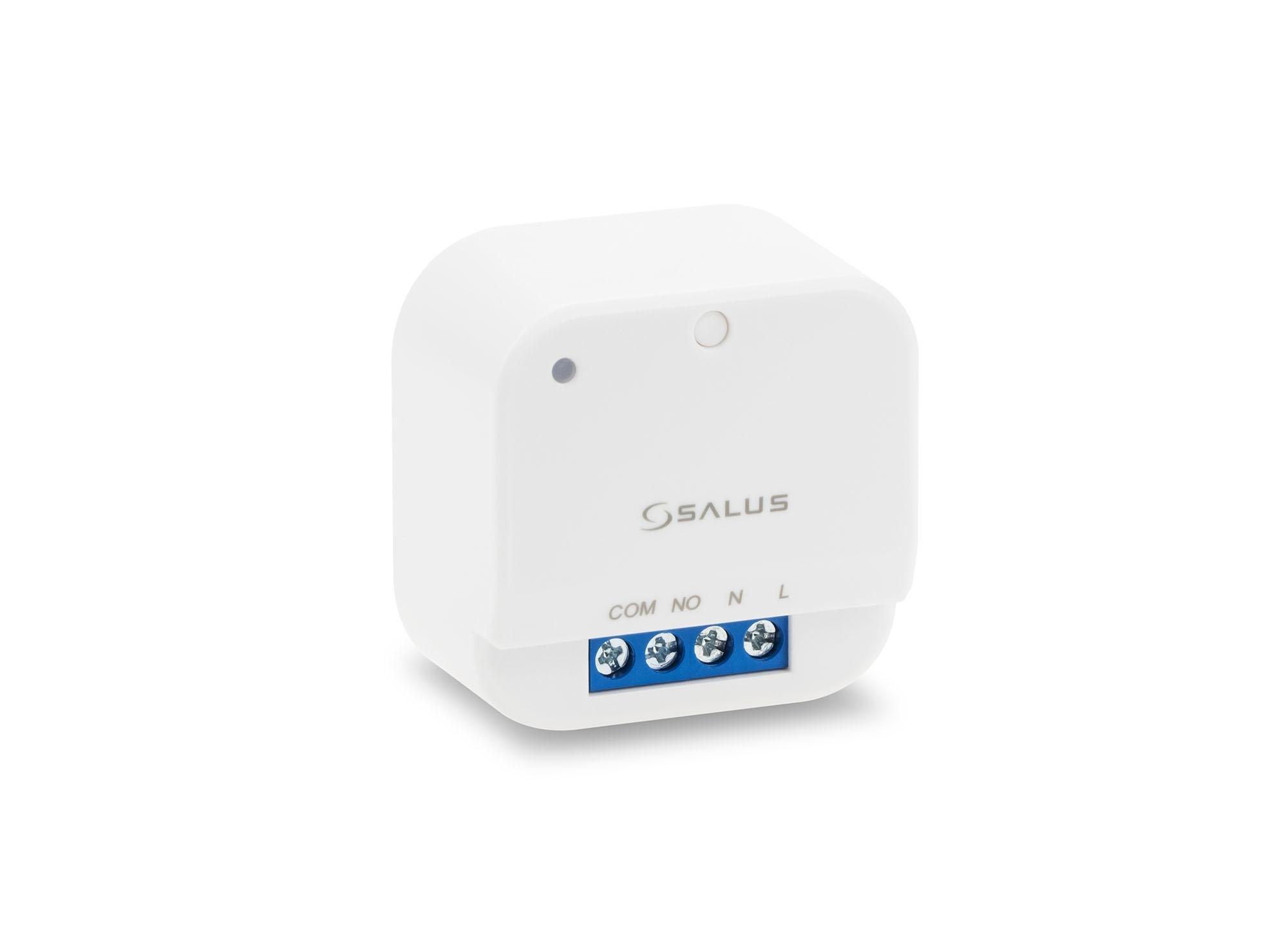 Bezdrátové relátko k termostatům SALUS SR868