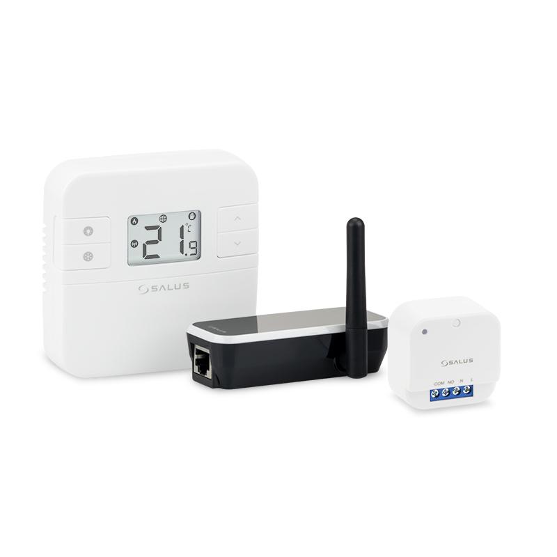 SALUS RT310iSR - Internetový bezdrátový termostat