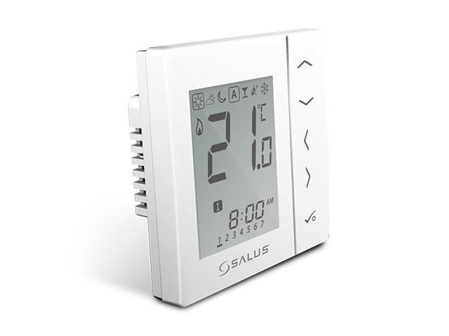 SALUS VS10WRF - Bezdrátový digitální pokojový termostat