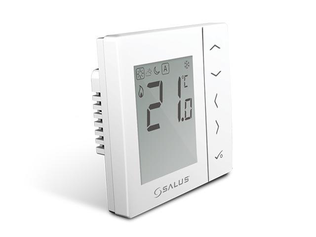 SALUS VS35W - Digitální denní termostat