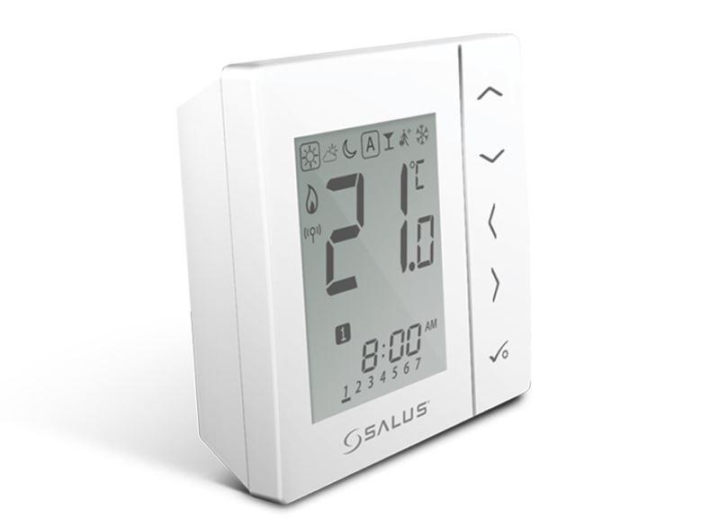 SALUS VS20WRF - Bezdrátový digitální pokojový termostat